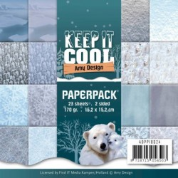 (ADPP10024)Paperpack - Amy Design - Keep it Cool