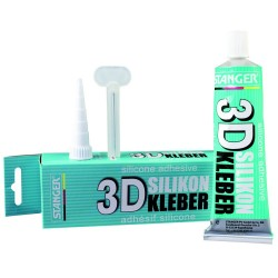 (18004)3D Kit silicone adhesive