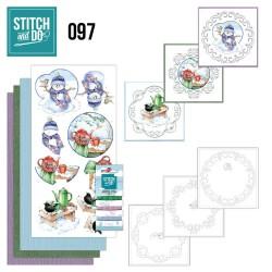 (STDO097)Stitch and Do 97 - Warm Winter