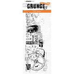 (STAMPSL336)Studio light Stamp Grunge Collection, nr.336