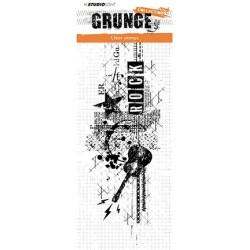 (STAMPSL339)Studio light Stamp Grunge Collection, nr.339