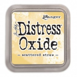(TDO56188)Tim Holtz distress oxide scattered straw