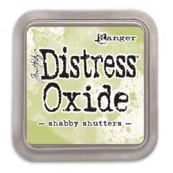(TDO56201)Tim Holtz distress oxide shabby shutters