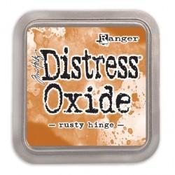 (TDO56164)Tim Holtz distress oxide rusty hinge