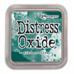 (TDO56133)Tim Holtz distress oxide pine needles