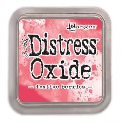 (TDO55952)Tim Holtz distress oxide festive berries