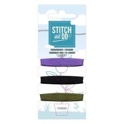 (STDOBG008)Stitch and Do 08 - Mini Garenkaart