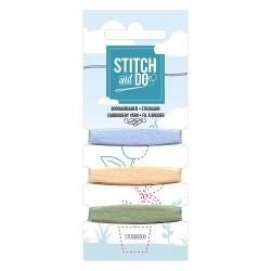 (STDOBG009)Stitch and Do 09 - Mini Garenkaart