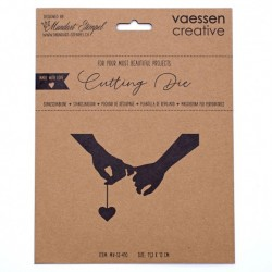 (MV-SS-410)Vaessen Creative  Cutting die hands