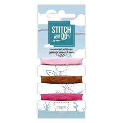 (STDOBG012)Stitch and Do 12 - Mini Garenkaart