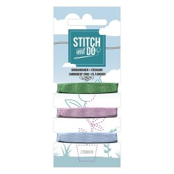 (STDOBG015)Stitch and Do 15 - Mini Garenkaart