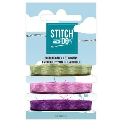(STDOBG023)Stitch and Do 23 - Mini Garenkaart
