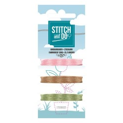 (STDOBG025)Stitch and Do 25 - Mini Garenkaart