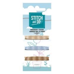 (STDOBG027)Stitch and Do 27 - Mini Garenkaart