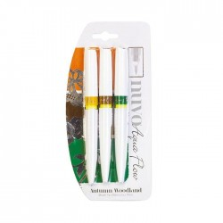 (890N)Nuvo aqua flow pens - autumn woodland