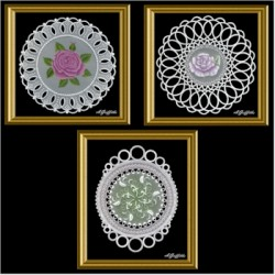 (PP038)Adele Miller: Wall Decorations