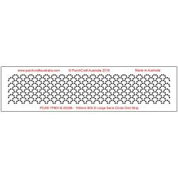(TP8013LSGSB)PCA BOLD Large SemiCircle Grid Strip