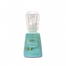 (1213N)Tonic Studios Nuvo shimmer powder 20ml atlantis burst