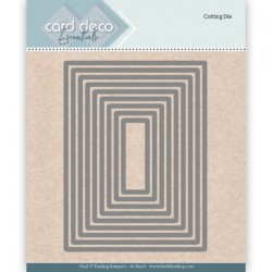(CDECD0023)Card Deco Essentials Cutting Dies rectangle