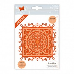 (2272E)Tonic Studios doily die set devoted