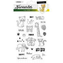 (STAMPSL333)Studio light Stamp Favourites nr. 333