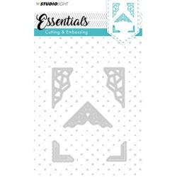 (STENCILSL145)Studio Light Cutting and Embossing Die, Essentials nr.145