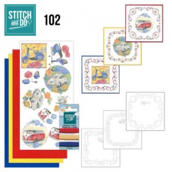 (STDO102)Stitch and Do 102 Oldtimers