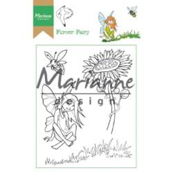 (HT1645)Clear stamp Hetty's Flower Fairy