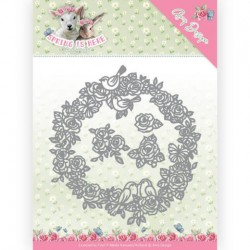 (ADD10166)Dies - Amy Design - Spring is Here - Circle of Roses