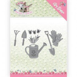 (ADD10170)Dies - Amy Design - Spring is Here - Garden Tools