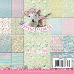 (ADPP10025)Paperpack - Amy Design - Spring is Here