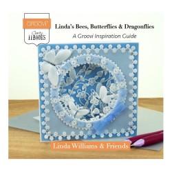 (ACC-BO-30625-XX)CLARITY II BOOK: LINDA'S BEES, BUTTERFLIES & DRAGONFLIES