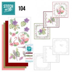(STDO104)Stitch and Do 104 In the Tropics