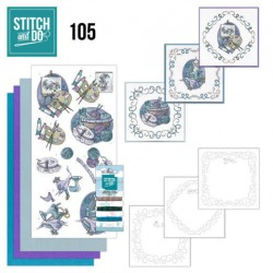 (STDO105)Stitch and Do 105 Crafting