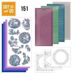 (DODO151)Dot and Do 151 Tea Time