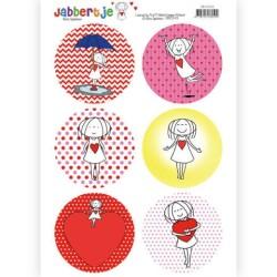 (SB10343)Pushout Topper - René Speelman - Jabbertje - Round 4