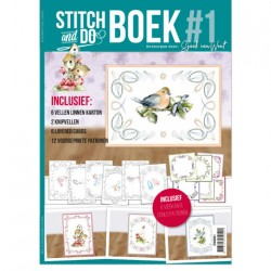 (STDOBB001)Stitch and Do A6 Boek 1