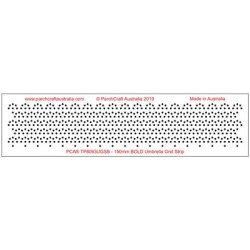 (TP8063UGSB)PCA® - BOLD Umbrella Grid Strip