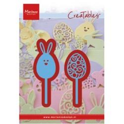 (LR0590)Creatables Easter pins