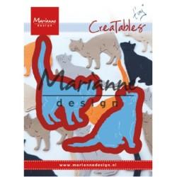 (LR0591)Creatables Tiny's cats