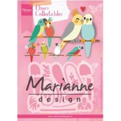 (COL1465)Collectables Eline's birds