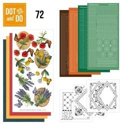 (DODO072)Dot and Do 72 - Wild Flowers