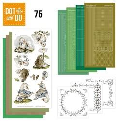(DODO075)Dot and Do 75 - Spring Animals
