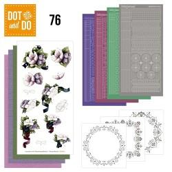 (DODO076)Dot and Do 76 - Flowers