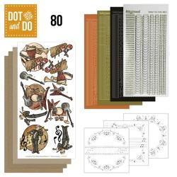 (DODO080)Dot and Do 80 - Muziek