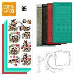 (DODO085)Dot and Do 85 - Lieveheersbeestjes