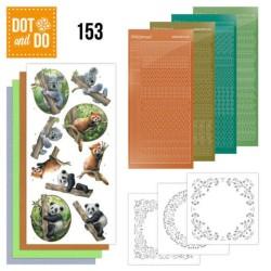 (DODO153)Dot and Do 153 Wild Animals
