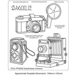 (TP3553E)PCA® - EasyEmboss Cameras