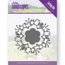 (JAD10073)Dies - Jeanine's Art - Spring Landscapes - Spring Flower