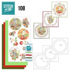 (STDO108)Stitch and Do 108 Outdoor Beauty